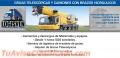 Logisven - Transporte en Gandolas 30 Toneladas