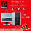 Ganga!!! computadoras completas a un excelente precio