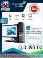 COMPUTADORA DELL OPTIPLEX 790/390/890/990/980 CORE I5  LICENCIA DE WINDOS 10
