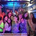 Party bus la mejor fiesta reserve ya 787-367-4072
