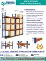 Venta de mobiliario de oficina y estanteria metalica