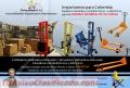 Equipos hidraulicos manuales semielectricos y electricos para el manejo de carga  importa