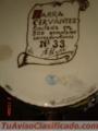 Jarra Cervantes, en busca de su dulcinea, de A.Peyro, limitada en 500 ejemplares