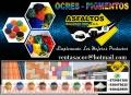 COLORES de Venta de Ocre en Bayer Original en todo Lima!! en PUENTE PIEDRA
