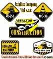 ASFALTOS COMPANY VIAL SAC VENDE ASFALTOS BITUMINOSOS Y EMULSIONES, ALQUITRAN