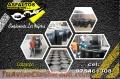 TRABAJOS DE ASFALTADO PARCHES ,JUNTAS , SLURRY SEAL , SELLADOS asfalto rc-250 , emulsiones