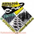VENTA DE ASFALTO RC-250 X GALONES , ASFALTOS X CILINDROS  -975461308