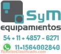 Sym equipamientos