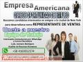 Compañia Americana Busca Personal