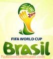 Paquete de entradas URUGUAY de la Copa Mundial en 2014