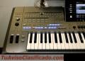 Yamaha Tyros5-61 Arranger Workstation Keyboard STAGE ESSENTIALS BUNDLE