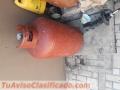 Tanque de gas de 50 lb