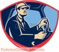 Busco empleo de chófer de carga pesada conductor