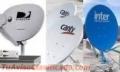 Servicios de instalación de antenas satelitales