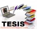 TESIS EXPRESS COMPLETAS URGENTES EN 72 HORAS.. GRADUATE YA