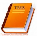 TESIS ADMINISTRACION EMPRESAS, GERENCIA, MERCADEO, COMERCIO, INGENIERIA, EDUCACION