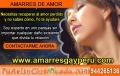 AMARRES DE AMOR ETERNO +51 944265136