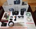 Canon 5D mark III / mark II / 5D mark IV / 7D mark II / Canon 6D / Canon 70D