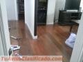 Montadores de suelos laminados tarimas flotantes y revestimiento