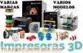 Impresoras 3d profesionales e industriales al mejor precio