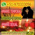AMARRES DE AMOR Y SEXUALES