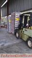 Servicios de Incineración de Materias Primas Fuera de Especificación Plásticos Embutidos.