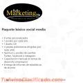 Paquete básico Social Media L3000