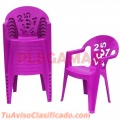 Los mejores precios en sillas y mesas plegables para tus eventos