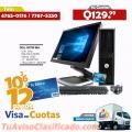 COMPUTADORAS POR PAGOS A SOLO Q. 129.99 / SOMOS COMPUGLOBAL XELA
