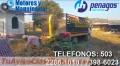 ENSILADORAS PICADORAS DE PASTO PE-800 MARCA PENAGSO