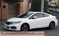 Honda civic coupe 2 pts 2014