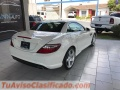 Mercedes benz clase slk 2014