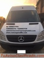 Mercedes spinter pasajeros año 2014