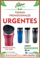 Termos Promocionales, Sublimados, Serigrafia, Urgentes en México