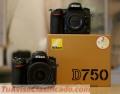 Brand NEW Nikon D750