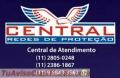 CENTRAL REDES DE PROTEÇÃO