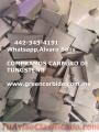 COMPRO CHATARRA DE CARBURO EN GUADALAJARA