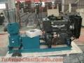 Peletizadora 300 mm 55 hp DIESEL para concentrados balanceados 600-750kg