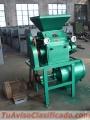 Molino para hacer harina de trigo hasta 400kg hora electrico trifase