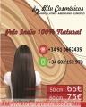 Extensiones y pelo indio natural