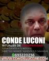 Ritual de prosperidad con Conde Luconi