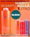 Shampu wella    por tan solo  16.90€
