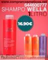 16.90€ Para poder cuidar tu cabello shampu wella