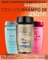 Bilu cosmetico te trae esta oferta en shampu kerastase