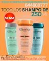 Ofertas en los shampo kerastase 16.90 €