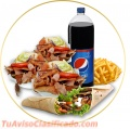 Kebab Pak  el mejor restaurant de comida turca