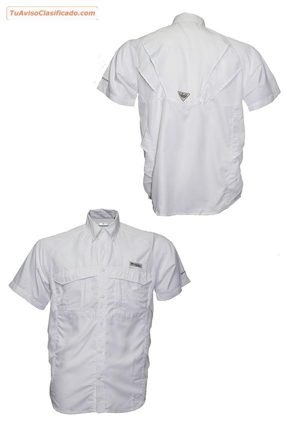 Atencion Camisas COLUMBIA al mayor - Ropa a021b98d417
