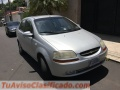 Chevrolet AVEO 2006.