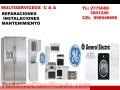 2776688 ]]  REPARACIONES DE  LAVADORAS GENERAL ELECTRIC  LIMA  **