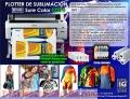1aA  Estampado venta de equipos para sublimación  y estampado maquinas termofijadoras